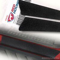 2009-2014 fits  F-150 Ford Premium Door Sill Scuff Plate Protectors 2pc Kit Pair