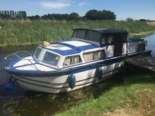 Dawncraft 28ft Widebeam River Cruiser Boat