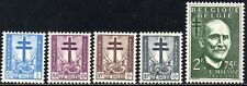 Belgium 1953 Anti-Tubercolosis & Other Funds - Part Set SG.1507/1511 Mint Hinged
