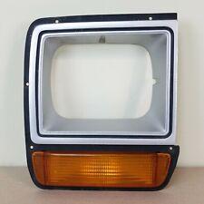 1986-1990 1st Gen Dodge Ram, Ramcharger, Cummins Headlight Door, Bezel, Right