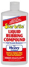 Starbrite - Liquid Rubbing Compound for Heavy Oxidation