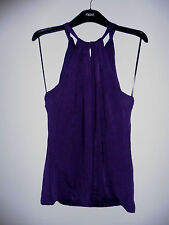Gorgeous Purple Strappy Top from H&M - Size Med - BNWT!!