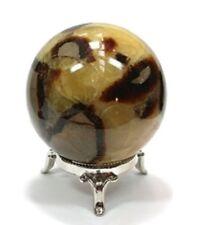50 mm Septarian Sphere/Ball W/Stand Gemstone Specimen Chakra Healing Reiki