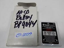 POWER PRODUCTS NI-CD BATTERY   BP9044