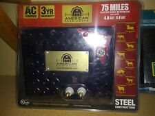 American Farmworks 75 Mile Ac Powered Low Impedance Charger Eac240m Afw