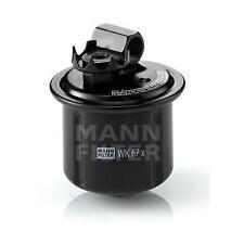 Filtro combustible MANN 16010SK3E31|16010SK3E32|16900SK3E31|16010SK3505|