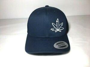 Yupoong Snapback Baseball Basketball Cap Hat The Classics - Atoms Logo