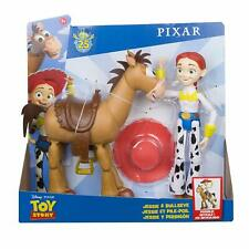 Toy Story Disney/Pixar Jessie and Bullseye 2-Pack Action Figures - New 2020