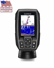 Fishfinder GPS Portable Sonar Transducer Fish Finder Combo Flasher Camera Garmin