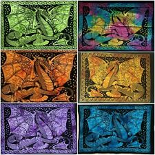 Dragon Poster Indian Tapestry Small Cotton Wall Hanging Beautiful Textile Art
