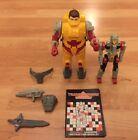 Landmine Pretenders 1988 Vintage Hasbro G1 Transformers
