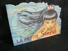 Enfantina: La petite sirène (collection Feuillage n°14) Jacqueline Guyot 1956 BE
