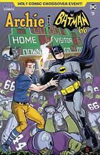 ARCHIE MEETS BATMAN 66 #5 COVER A ALLRED ARCHIE COMICS NM 1ST PRINT 2018