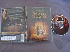 Miller's crossing des frères Coen avec Gabriel Byrne, DVD, Policier