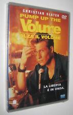 Allan Moyle PUMP UP THE VOLUME ALZA IL VOLUME (1990) dvd --- SIGILLATO