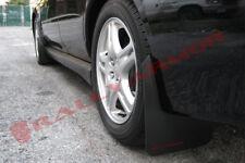 Rally Armor Basic Mud Flaps Black w/ Red Logo 2002-07 SUBARU WRX STi  MF1-BAS-RD
