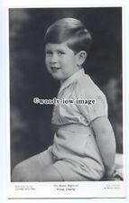 r0965 - A Young Prince Charles - postcard