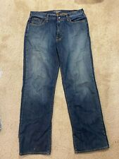 Lucky brand Jeans 181 relaxed Straight Denim Men's Size 33 x 32