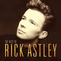 RICK ASTLEY THE BEST OF CD (GREATEST HITS) CD