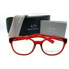 ARMANI EXCHANGE Female Eyeglasses Size 53mm-140mm-17mm