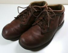 362ec0e85e3 Men s Red Wing Brown Leather Ankle Height Boots Shoes Size 8.5EE Oxfords
