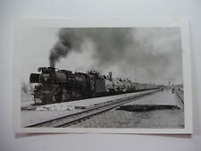 INDO59 - INDONESIAN STATE RAILWAY - STEAM LOCOMOTIVE D52079 PHOTO Indonesia