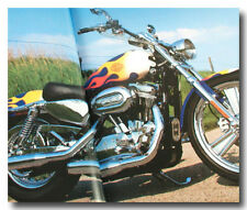 HARLEY-DAVIDSON FAT BOY SPRINGER SPORTSTER SOFTAIL &..832 PAGE ACCESSORY CATALOG