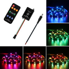 WS2812B LED Music Sound Activated Wireless RF Remote Dream Color LED Controller
