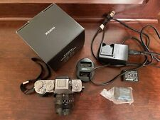 Fujifilm X-T1 16.3MP Mirrorless Digital Camera - Graphite Silver (Body Only)