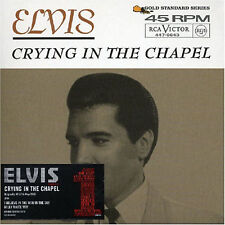 ELVIS PRESLEY Crying In The Chapel LIMITED EDITION NUMBERED CD SINGLE