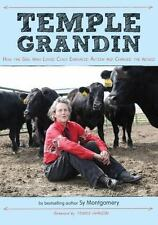 Temple Grandin by Sy Montgomery (2012, Hardcover)