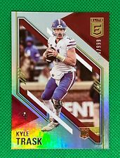 New listing 2021 Elite #106 Kyle Trask 556/999 RC RC Rookie
