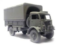 Milicast UK222 1/76 Resin WWII British Ford WOT6 4x4 GS 3T Truck (Late)-Metal