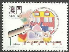 Macau - Internationaler Tag des Verbrauchers postfrisch 1995 Mi. 794