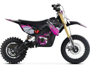 MotoTec 36v Pro Electric Dirt Bike 1000w !USA DEALER!