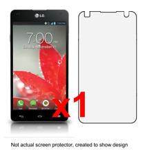 1x LG Optimus G Anti-Scratch Screen Protector w/ cloth