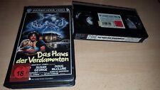 Das Haus der Verdammten - Doug McClure - uncut Warner Erstauflage - no DVD ab 18