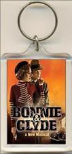 Bonnie & Clyde. The Musical. Keyring / Bag Tag.
