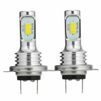 2 X H7 Led Scheinwerfer CANBUS Abblendlicht-Fernlicht Birne-Auto Lampe 6000K