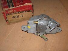 FORD & MERCURY 1942  NOS TRICO SSR-1  VACUUM WIPER MOTOR