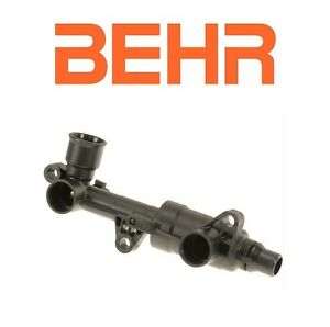 For BMW 540i 740iL Thermostat for Auto Trans Oil Cooler OEM BEHR 17211437772