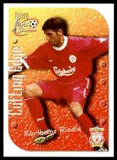 Futera Liverpool Fans' Selection 1999 - Karlheinz Riedle (Cutting Edge) No.3