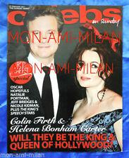 February Celebrity Celebs Film & TV Magazines