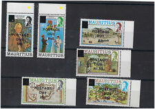 Stamp mauritius/mauritius serie postage due without hinge line nine n ** APCs
