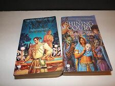 The Shining Court Vol. 3 The Uncrowned King Vol 2  Michelle West 1999, Paperback
