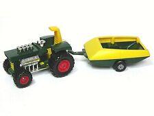 Matchbox Lesney Super Kings K-3d Mod Tractor And Trailer (PRE PRODUCTION PREPRO)