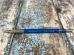 Vintage Staedtler Micrograph F 0.5 mm 77015 Mechanical Drafting Pencil