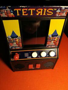 Arcade Classics - TETRIS Retro Mini Handheld Table Top Arcade Game Tested Tetris