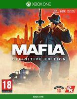 Mafia 1 Definitive Edition XBOX ONE NEW SEALED UK/Pal Free UK p&p IN STOCK NOW