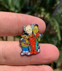 Sesame Street x Kaws Lapel Pin